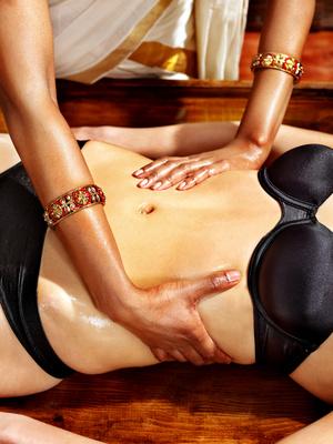 Udhara – Bauchmassage