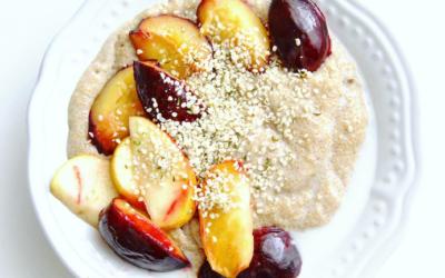 Dattel Amaranth Porridge