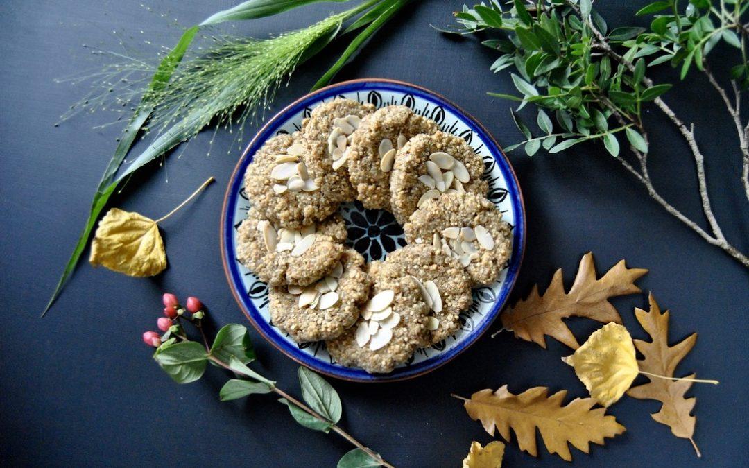 Zarte Quinoa Mandel Kekse – Gluten und Zuckerfrei