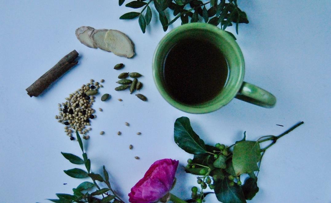 Meine Top 6 ayurvedischen Erkältungstipps + Teerezept