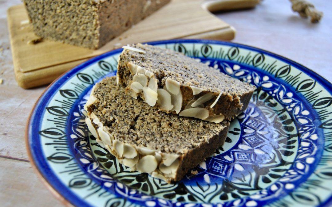 Schneller Mohn – Nuss Kuchen